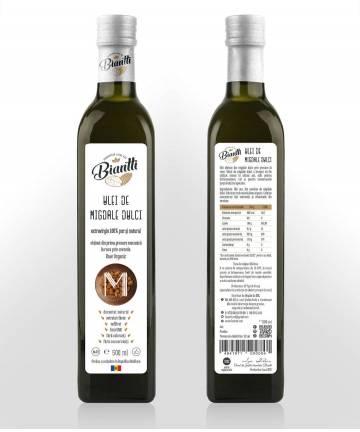 Миндальное масло Bianti