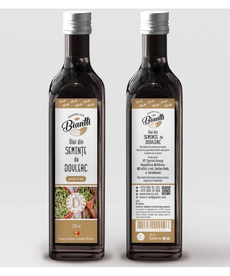 Тыквенное  масло Bianti