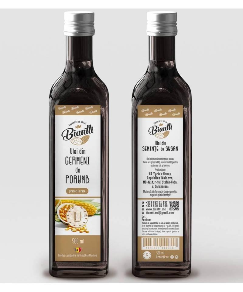 Кукурузное масло Bianti