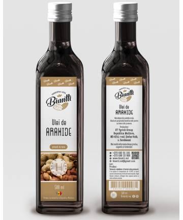 Арахисовое масло bianti