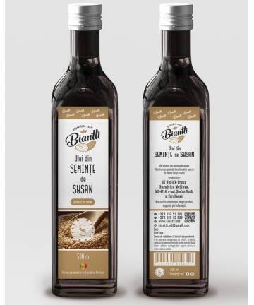 Кунжутное масло Bianti